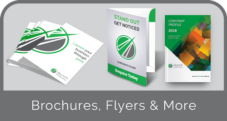 Service - Brochures, Flyers and More