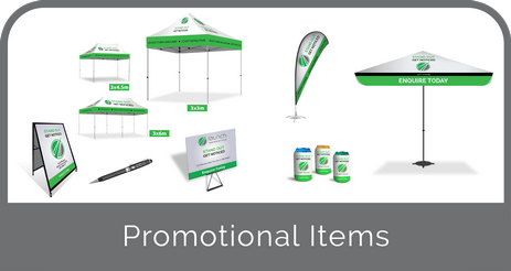 Service - Promotional Items
